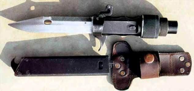 Два в одном, или как китайский спецназ вооружили стреляющими ножами Интересное