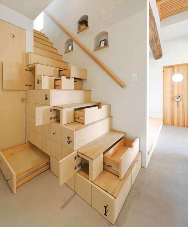 Дизайнерские лестницы, которые дарят эстетический восторг Интересное