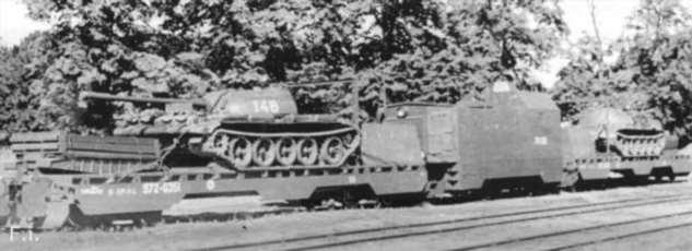 «Пограничная бронелетучка», или Как в СССР дали вторую жизнь бронепоездам Интересное