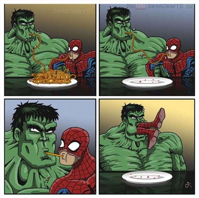 Обычная жизнь супергероев: комиксы Dragonarte  Интересное