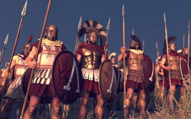 Дань красоте или отличительный знак — для чего спартанцы носили гребни на шлемах  Интересное