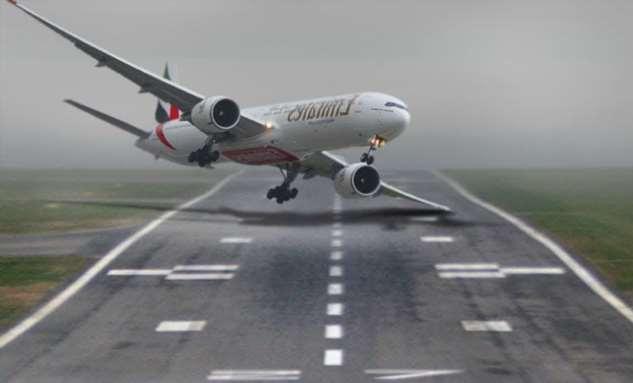 Самые сложные посадки самолетов, случайно снятые на камеру