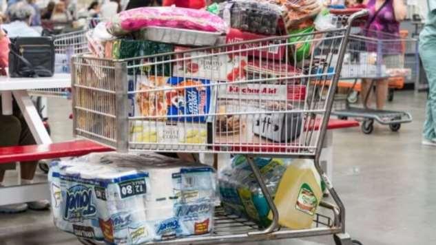 Нужно ли мыть упаковки продуктов, принесенных из магазина?