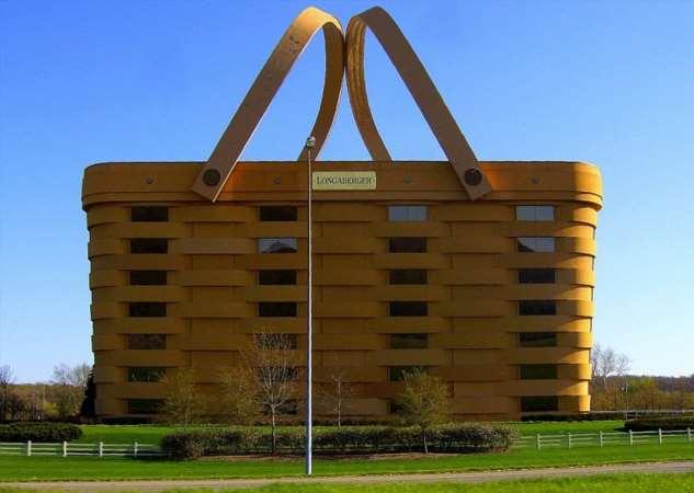 Самые необычные здания в мира, красотакоторых поставлена под сомнение