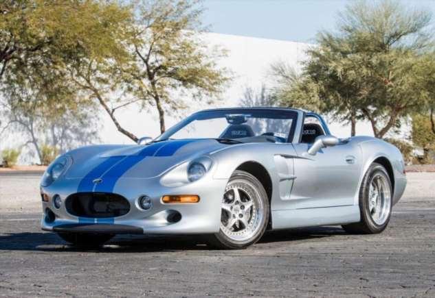 Shelby Series 1 – Единственный автомобиль, разработанный Кэрролом Шелби с нуля  Интересное