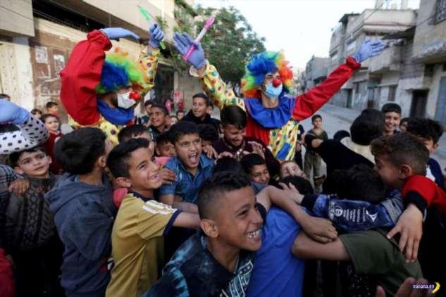 Нормальная Палестина Интересное