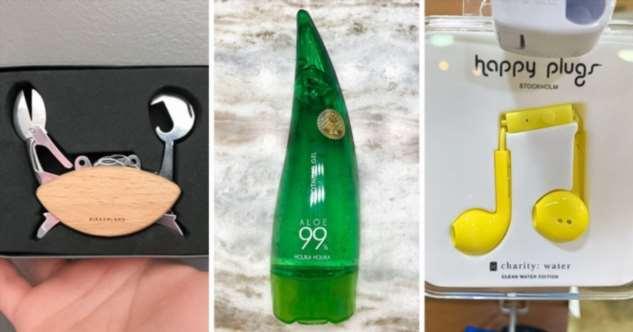 20+ привычных товаров, упаковка которых продумана до мелочей Интересное