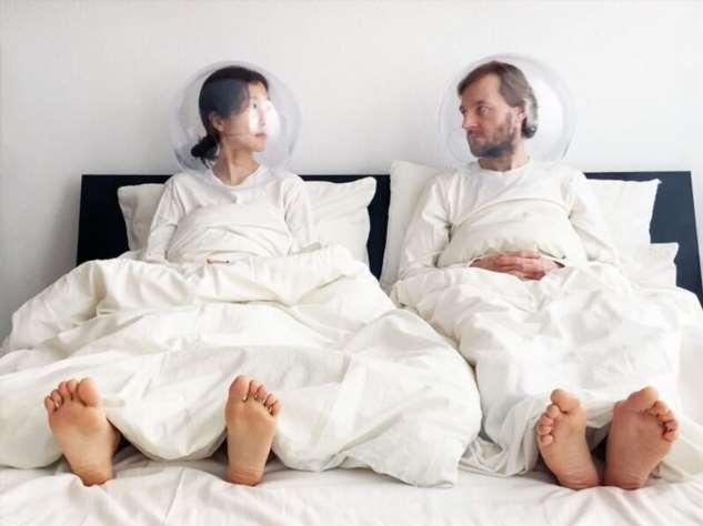 Немецкие дизайнеры готовы экипировать планету на время эпидемии  Интересное
