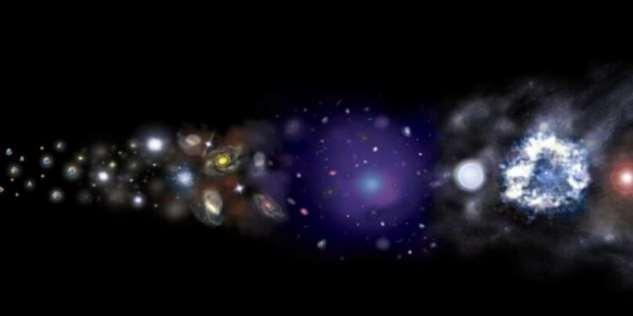 Перестают ли законы физики работать на краю Вселенной?  Интересное