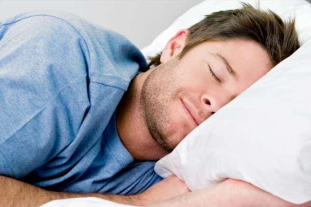 Как уснуть за 120 секунд Интересное