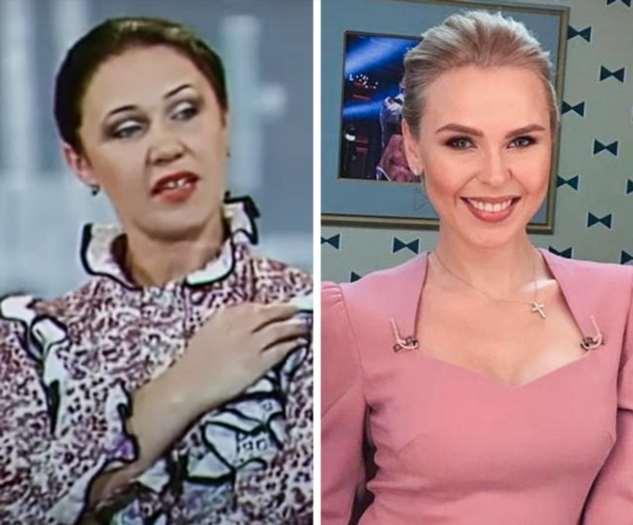 Посмотрите, как выглядели звезды советского и современного поколений в одном возрасте
