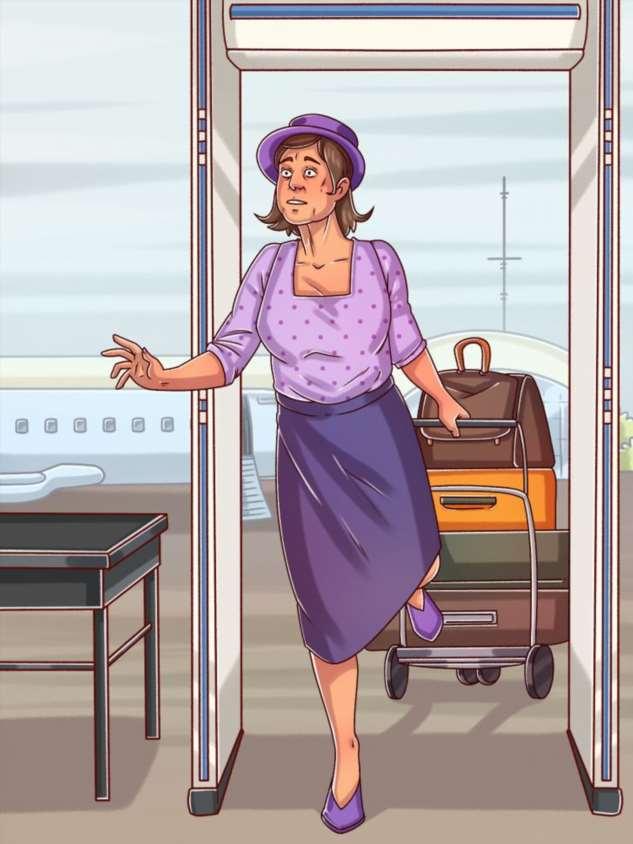 10 параметров, по которым сотрудники таможни скрытно оценивают вас в аэропорту