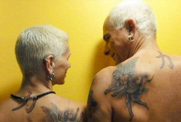 Почему татуировки остаются на всю жизнь?