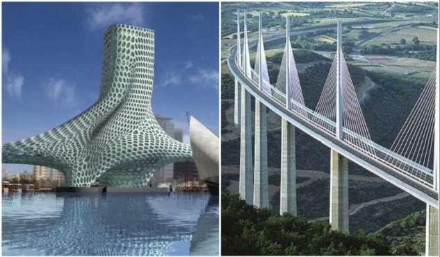 8 самых экстраординарных мостов мира