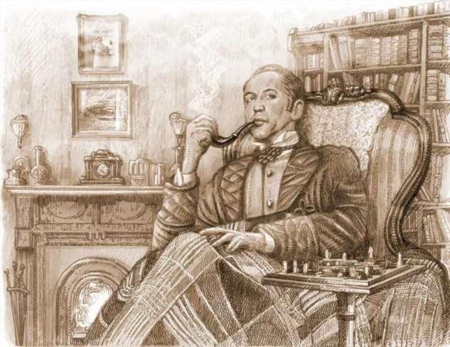 Неожиданные факты о Шерлоке Холмсе