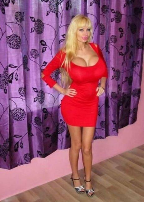В Латвии проживает самая красивая женщина в мире