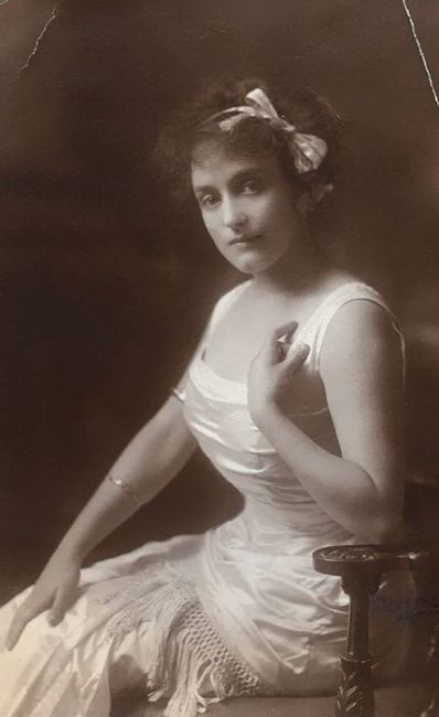 15 самых прекрасных женщин Эдвардианской эпохи
