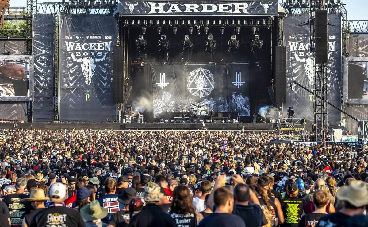 Wacken Open Air в Германии