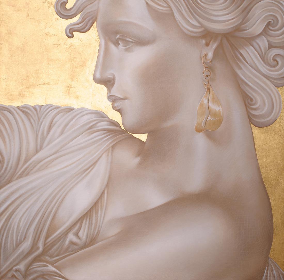 Мрамор или живопись? Красивое и загадочное искусство Корвино